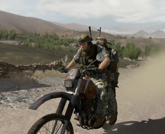 ArmA II, a Windows game