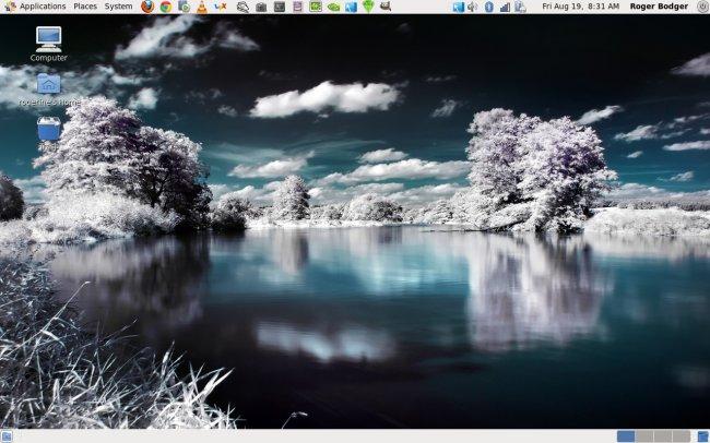 Sample Linux 1