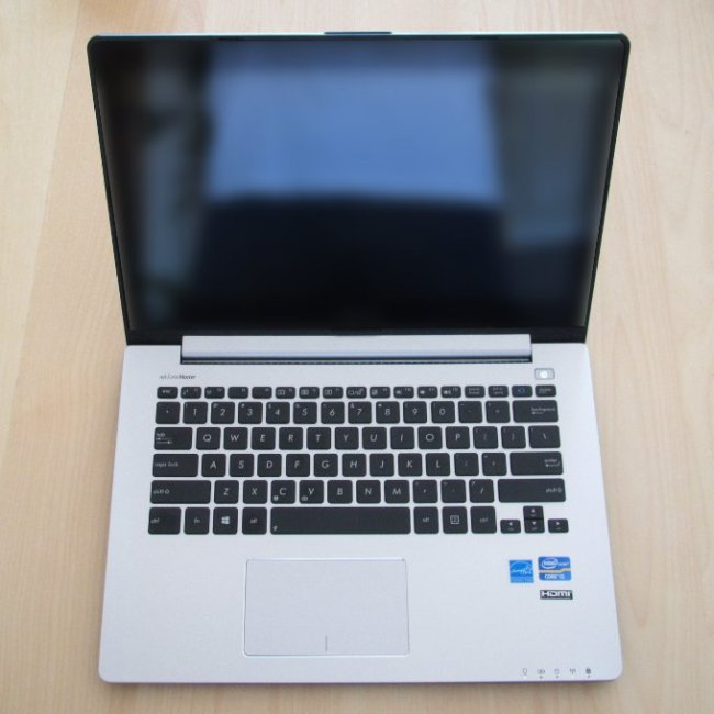 Test laptop