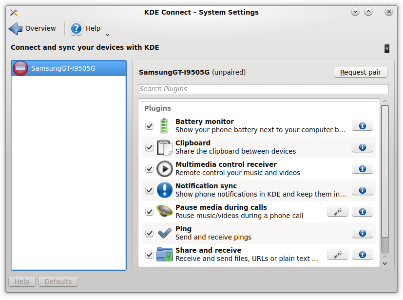 Review: KDE Connect | OCS-Mag