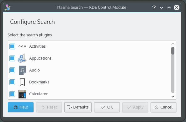 Krunner modules